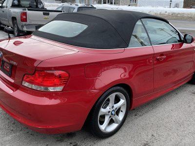 BMW 2011, 128i, décapotable, 46000km!