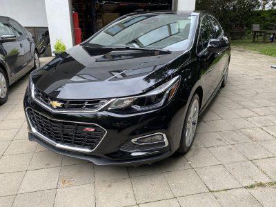 Chevrolet Cruise Premier RS 2018